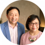 Tony and Mei Yeo